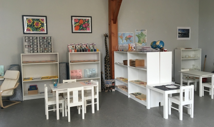 Montessori classe