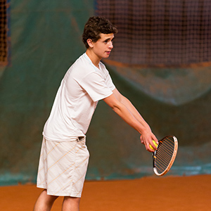 Montessori tennis