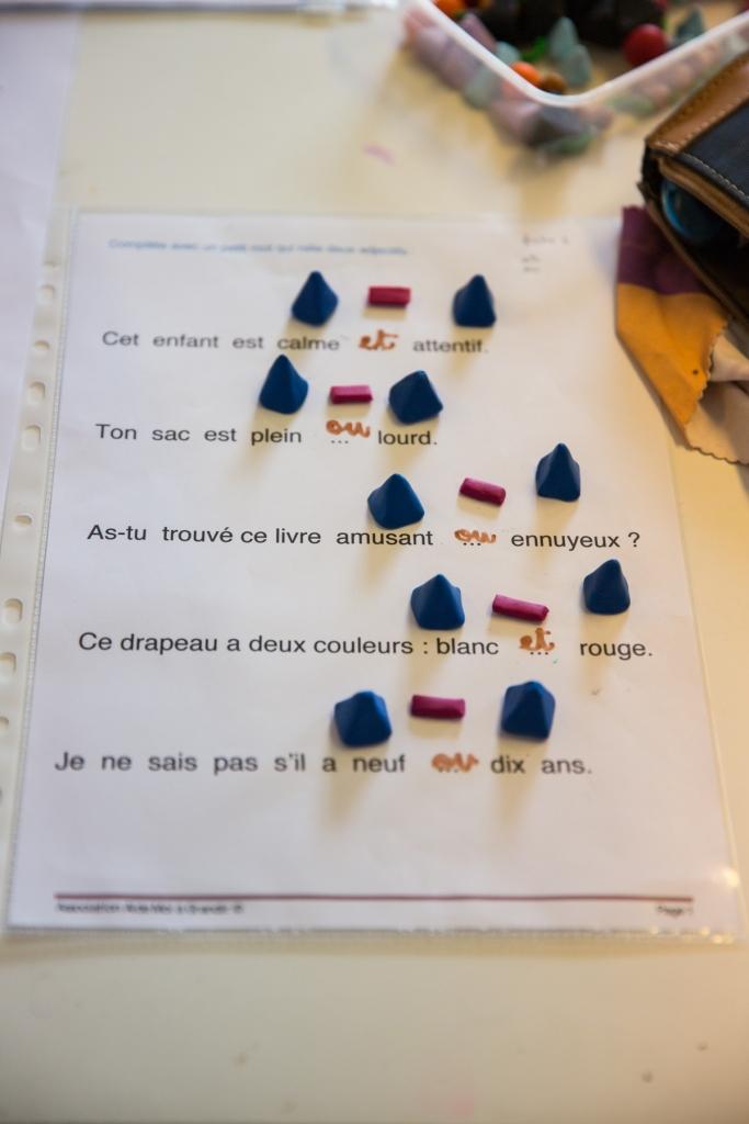 Montessori français