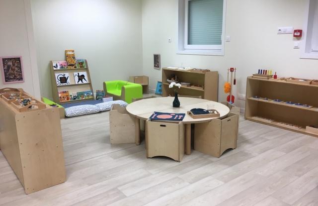 Montessori vie pratique vie sensorielle