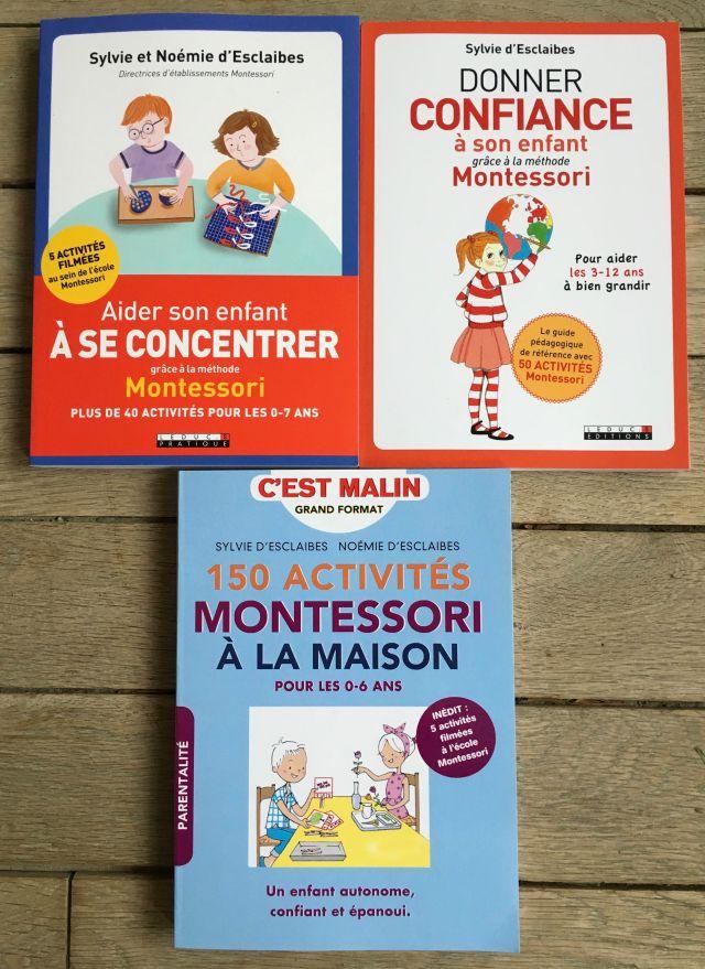 Montessori livres