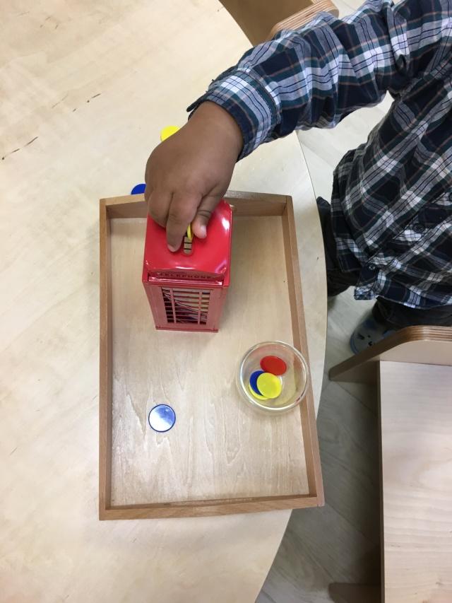 Montessori activités