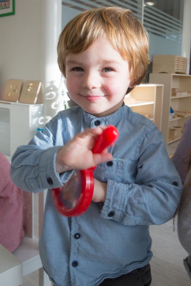 Maternelle Montessori
