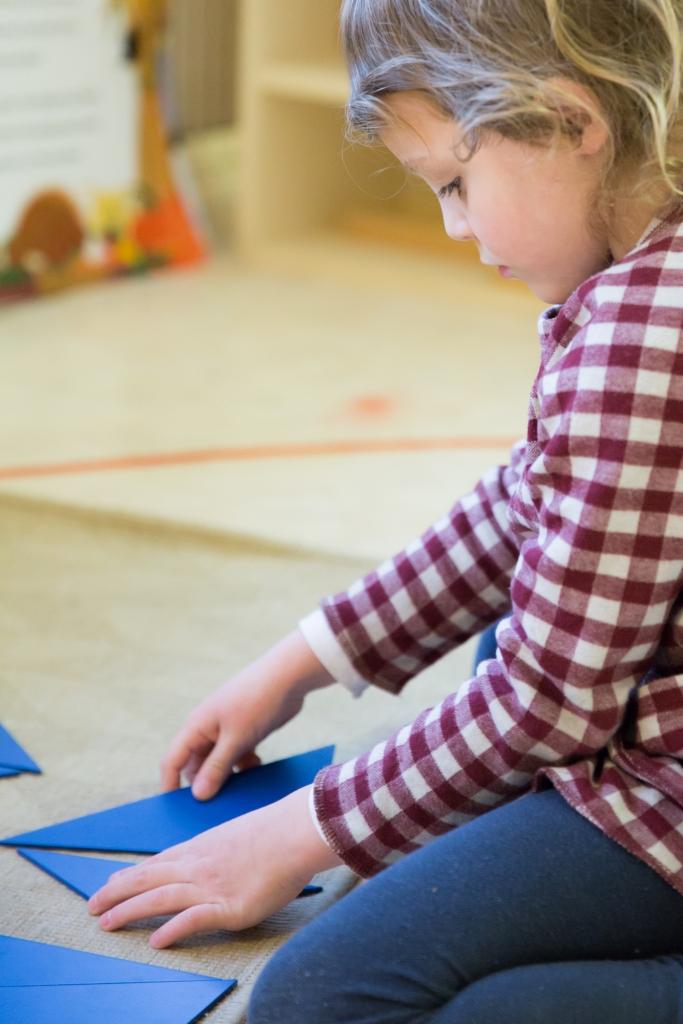 Montessori rythme